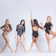 画像1: Ballet Rosa|バレエローザ ANOUK レオタード (1)