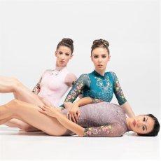 画像1: Ballet Rosa バレエローザ MELISSA レオタード (1)