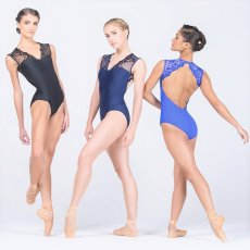 画像1: Ballet Rosa バレエローザ EMMELINE レオタード (1)