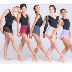 画像1: Ballet Rosa|バレエローザ SKYLAR スカート|プルオン (1)
