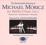 画像1: CD/Michael Moricz for Ballet Class Vol.1 (1)