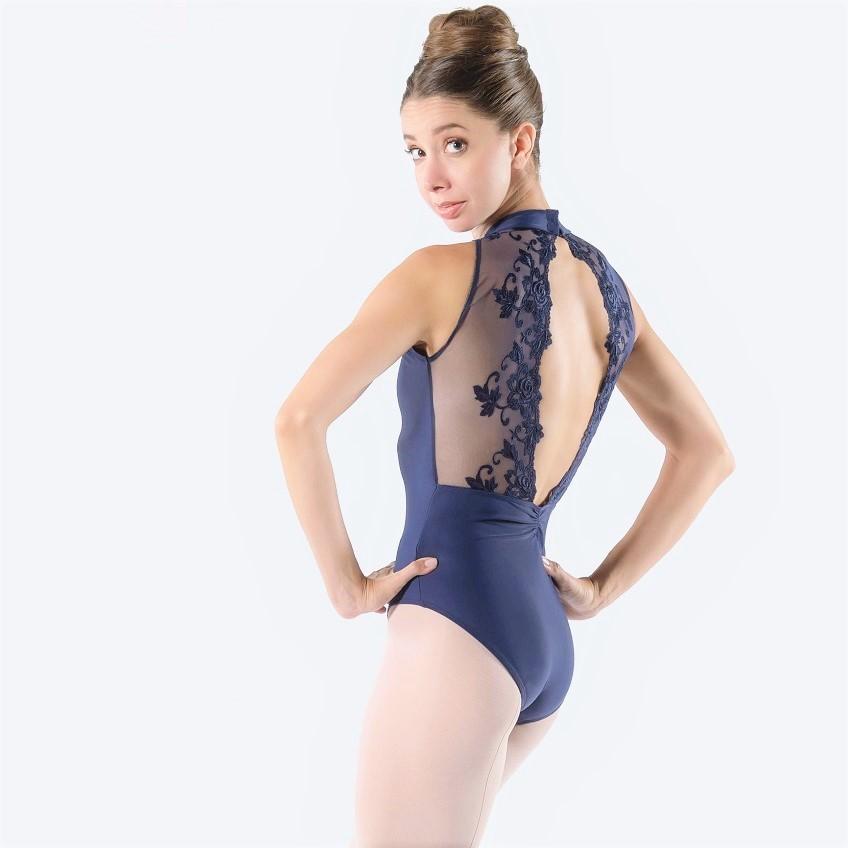 画像1: Ballet Rosa|バレエローザ AME'LIE レオタード (1)