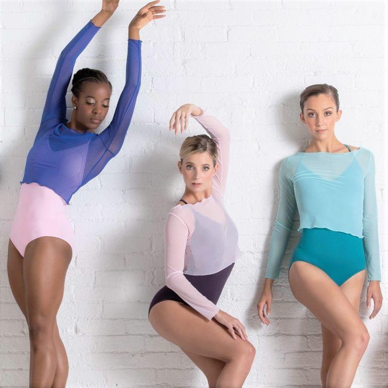 画像1: Ballet Rosa|バレエローザ NATASHA トップス (1)