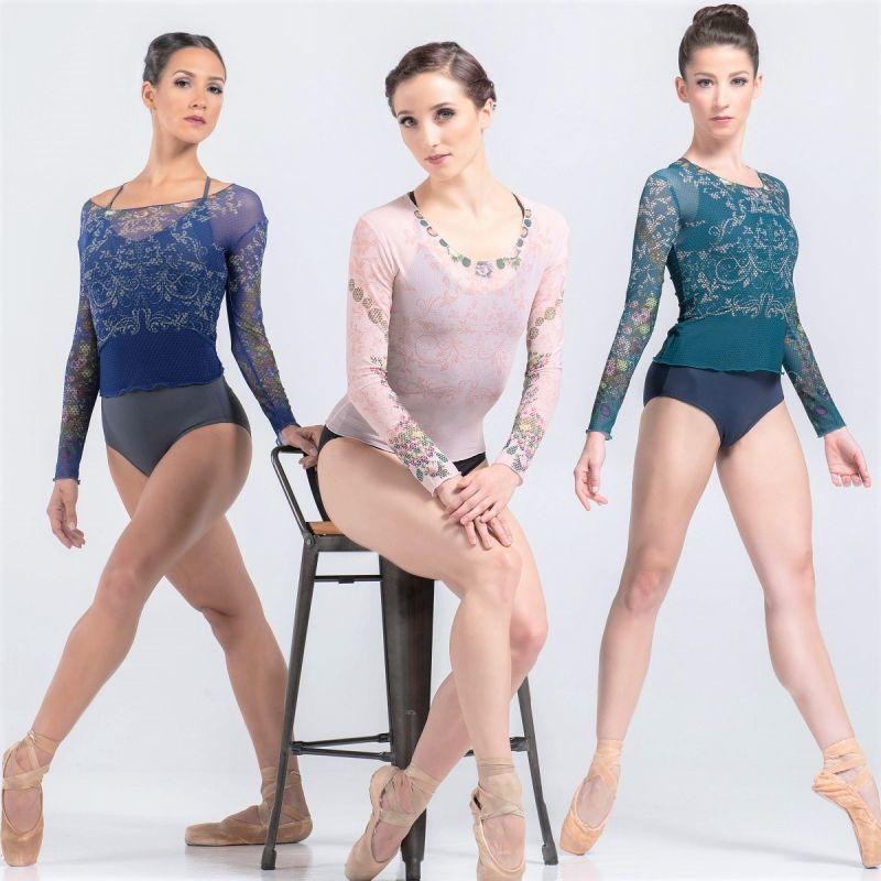 画像1: Ballet Rosa|バレエローザ BROOK トップス (1)