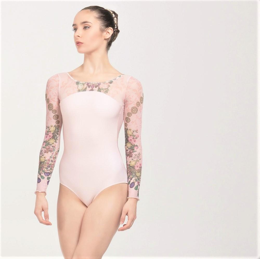 画像1: Ballet Rosa バレエローザ SAE レオタード (1)