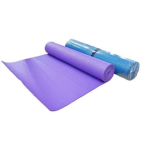 画像1: ヨガマット/PVC素材,6mm厚,61cm幅 (1)