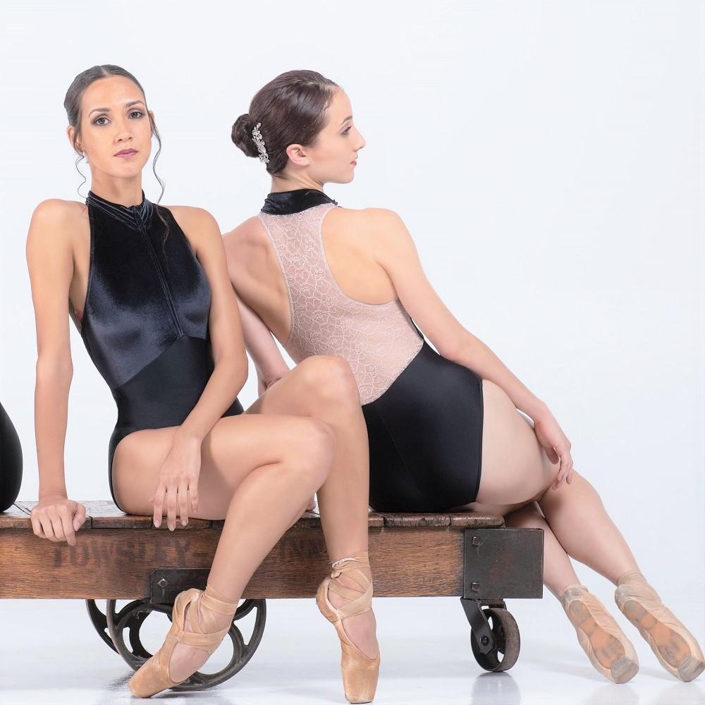 画像1: Ballet Rosa|バレエローザ EMMA レオタード (1)