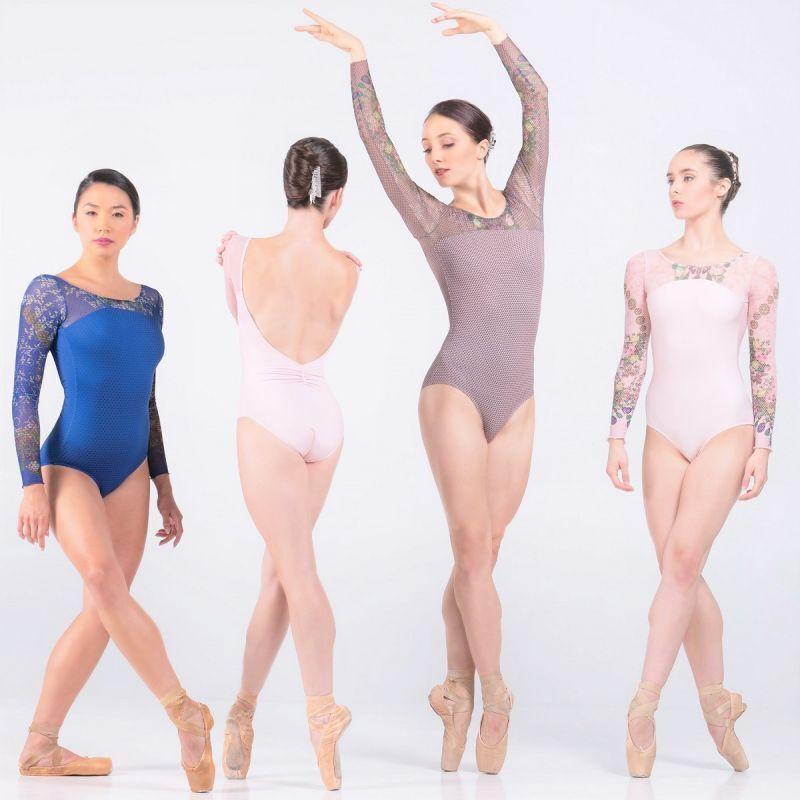 画像1: Ballet Rosa|バレエローザ SAE レオタード (1)
