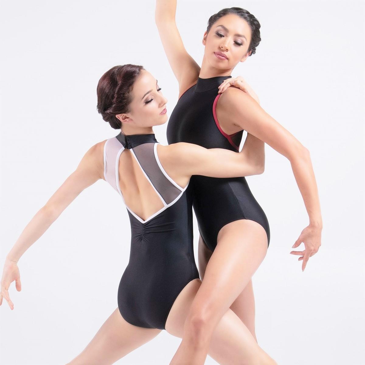 画像1: Ballet Rosa|バレエローザ STEPHANIE レオタード (1)
